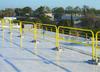 OSHA Fall Protection Guardrail System -- Safety Rail 2000 - Image