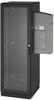 42U ClimateCab NEMA 12 Server Cabinet with Tapped Rails and 8000-BTU AC Unit - 84