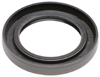 Rubber Covered Dual Lip Shaft Seal with Spring -- 35X52X7HMSA10RG - Image