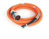 MP-Series 40m Standard Power Cable -- 2090-CPWM7DF-08AA40 -Image