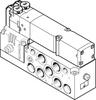 Air solenoid valve -- VMPA2-M1H-K-S-G1/8-PI -Image