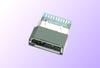 DisplayPort 20 Pin Solder & Molding Type Receptacle -- Series = DPC - Image