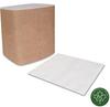 SCA Coronet® 1/4 Fold Dinner Napkin - White -- 7141 -- View Larger Image