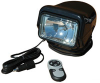 HID Golight Stryker - 35 Watts - 3000 Lumen - Handheld Wireless Remote - Black - Magnetic Base -- GL-3051H-SE50-M