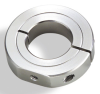 One Piece Stainless Steel Clamp Style Shaft Mounting -- 19S102MT