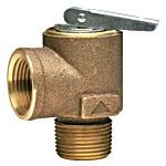 Mechanical steam release valve