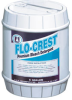 U.N.X. Flo-Crest Concentrated Bleach Detergent - 5 Gal. Pail -- FLOCREST5
