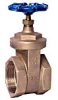 Brass Gate Valve -- Series WGVS - Image