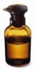 W211755 - Amber glass dropping bottle, 120 mL. Pack of 6. -- GO-08924-02