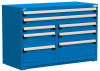 R Stationary Cabinet (Multi-Drawers), 8 drawers (54