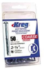 KREG 2.5 in. CBK - PH Screws - 50 -- Model# SML-C250B-50 - Image