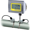 Clamp-On Ultrasonic Energy Flowmeter For Liquids -- FDT-40E Series
