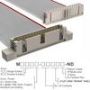 Rectangular Cable Assemblies -- M3CWK-3036J-ND -- View Larger Image