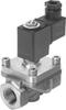Air solenoid valve -- VZWF-B-L-M22C-G34-275-V-3AP4-6-R1 -Image