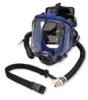 Full Mask Supplied Air Respirator -- View Larger Image