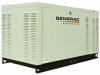 Generac Guardian Series 25 kW Emergency Standby Generator -- Model QT02516ANSX