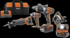 X4 18V 5 Pc. Combo Kit