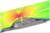 Far Zone Radiation, RCS, and EMI/EMC for Electrically-Large Platforms Analysis Tool -- XGtd®