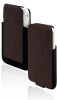 iPhone 3G 3GS Leather flip Case -- IPH-375
