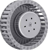 DC Centrifugal Compact Fan -- RET 97-25/14/2TDP -Image