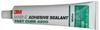 3M 4200UV Marine Adhesive-Sealant White 0.1 gal Cartridge -- 4200 1/10 GAL CART WHITE