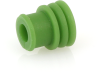 TE Connectivity 967011-1 Standard Power Timer Green Cable Seal, 12-10 Gauge -- 37904 -Image