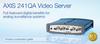 AXIS 241QA Video Server