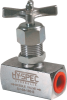 High Pressure Needle Valve -- 8051815