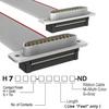 D-Sub Cables -- H7PPH-2510G-ND -Image