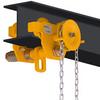 Geared Beam Trolley -- OZ3GBT