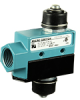 Enclosed Switches Series E6: Top Plunger Actuator; 1NC 1NO SPDT Maintained; 0.5 in - 14NPT conduit -- BZE6-RNX1