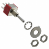 Toggle Switches -- 100DP3T1B3M2QEH-ND - Image