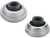 Floating self-clinching, locking thread fasteners LA4, LAC, LAS - Metric -- LAS-M6-2MD