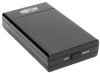 Dual-Bay USB 3.0 SuperSpeed to 2.5 in. SATA III Portable Hard Drive RAID Enclosure with UASP Support -- U357-025-2