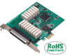 Common Reed Relay Digital Output Board -- RRY-16C-PE