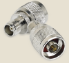 RF Coaxial Adapter -- P1AD-NMTNF - Image