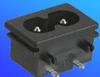 Power Inlets IEC 320-C8 -- AEL-JR-201SEA