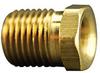 Fisnar 560719 Brass Bushing 0.25 in NPT Male x 0.125 in NPT Female -- 560719 -Image