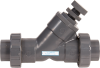 Manual Check Spring Loaded Y Valves -- SLC Series - Image