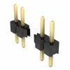 Rectangular Connectors - Headers, Male Pins -- S5800-21-ND -Image
