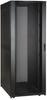 42U SmartRack Wide Standard-Depth Rack Enclosure Cabinet with doors, side panels & shock pallet packaging -- SR42UBWDSP1 -- View Larger Image