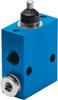 Stem actuated valve -- V/O-3-1/8 -Image