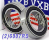 2 Bearing 6007RS 35x62x14 Sealed -- Kit481_1