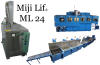 Pneumatic Driven Platform Agitation Parts Washer -- Miji Lif 24