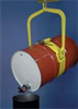 Manual Drum Dumper Handles Different Size Drums -- 201-214