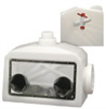 LDPE Glove Box; Acrylic Window; 20