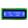 Display Modules - LCD, OLED Character and Numeric -- LK162-12-WB-VPT-ND