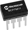 Battery-Backed I2C Real-Time Clock/Calendar with Pre-Programmed EUI-48™ MAC ID -- MCP79411 - Image