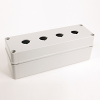 22.5 mm Push-Button Enclosure -- 598-4PB22Y - Image