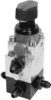 4 Way Clamping Valves -- Air-Pilot Operated - Image